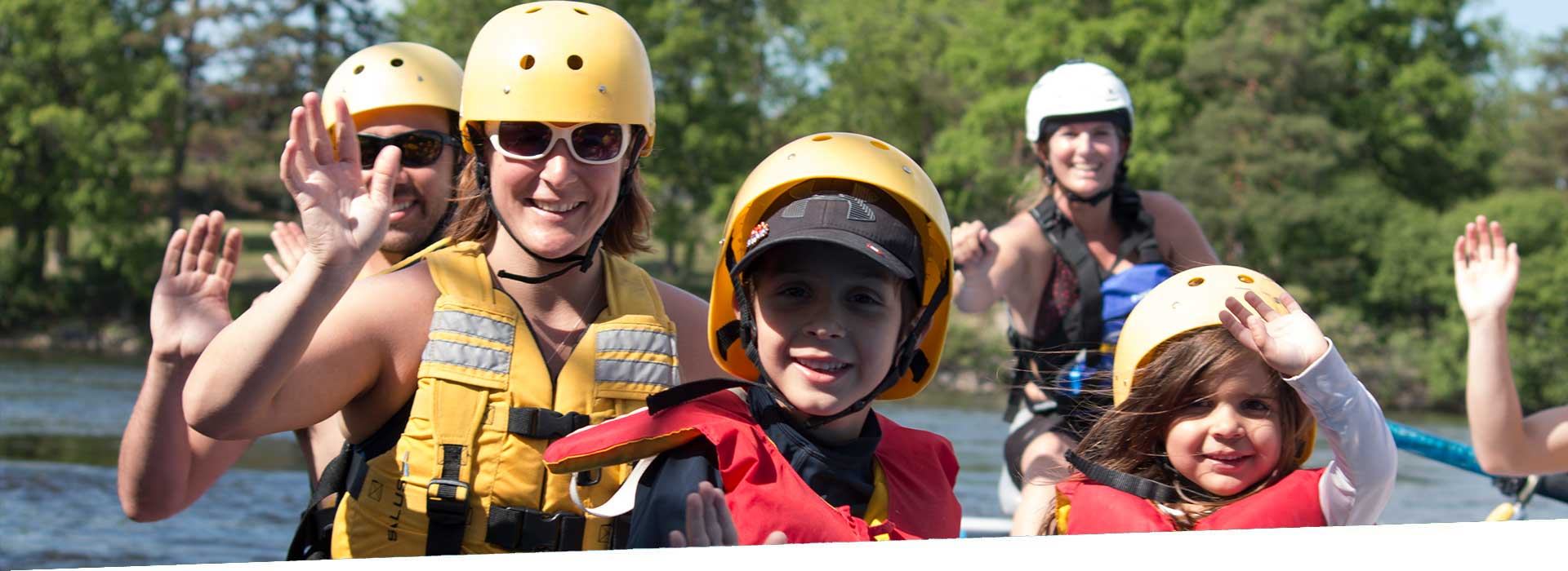 Rafting Trips in Ottawa with Ottawa City Rafting